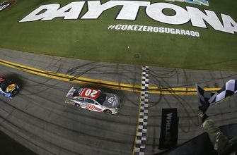 Erik Jones relives the final lap at Daytona from his point of view