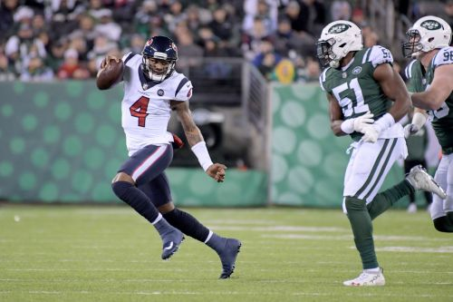 Under pressure: Texans must find answer for offense's sack problem