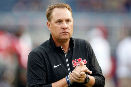Liberty close to hiring former Mississippi coach Hugh Freeze