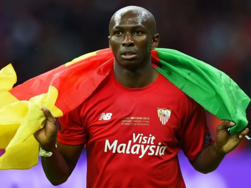 Stephane M'Bia terminates contract with Toulouse