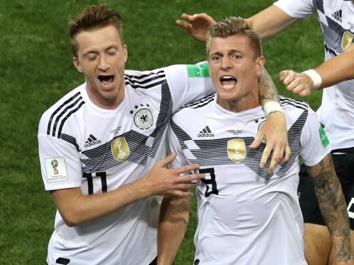 Reus & Kroos rescue Germany from World Cup elimination - and abysmal Boateng