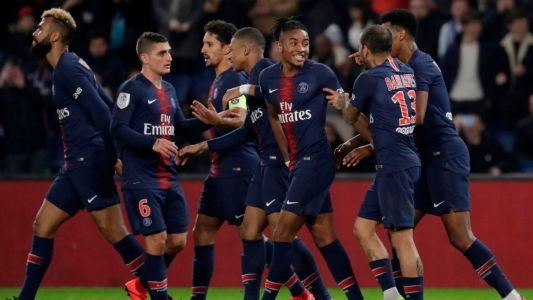 PSG crush Montpellier with Mbappe hitting 20 Ligue 1 goals for first time