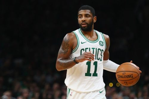 Kyrie Irving Puts Up 43 Points, 11 Assists in Overtime Win Over Raptors