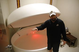 Only on AP: Redskins recovery methods aim to reduce injuries