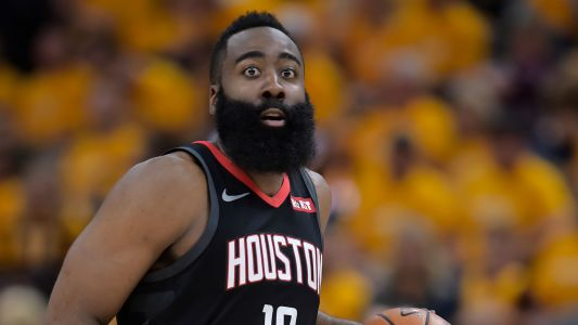 NBA playoffs 2019: James Harden unaware of early shooting woes
