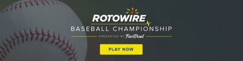 RotoWire Baseball Championship - 2nd Qualifier
