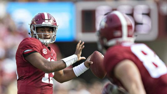Even after Texas A&M blowout, new-look Alabama still hasn't put together complete game