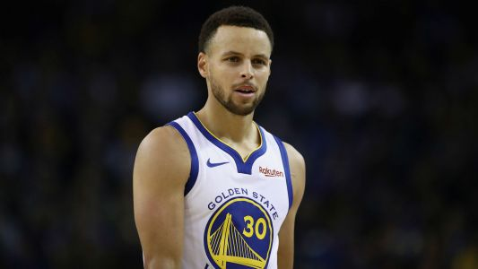 Warriors star Stephen Curry says it 'was a little weird' playing Cavaliers without LeBron James