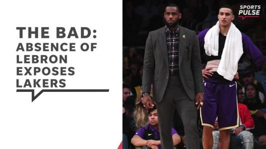 The good, bad and ugly of the Lakers