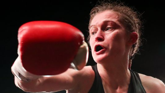 Delfine Persoon: 'Katie Taylor has everything to lose'