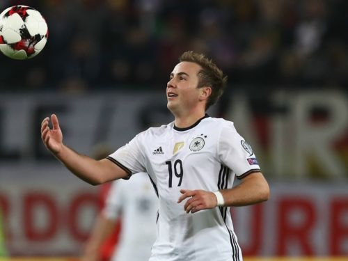 VIDEO: The evolution of training and conditioning with Mario Gotze