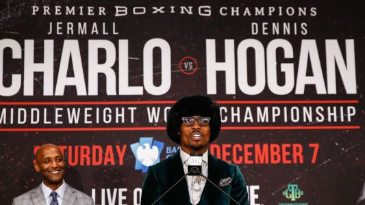 Jermall Charlo raring to gift Dennis Hogan KO, lock in 2020 fight with Canelo or GGG