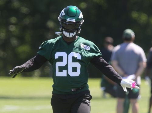 NY Jets training camp preview: Breaking down Le'Veon Bell and the running backs