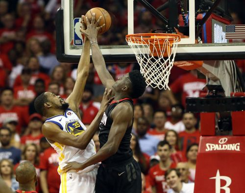 Rockets stuff Warriors in thrilling Game 5 to take 3-2 series lead
