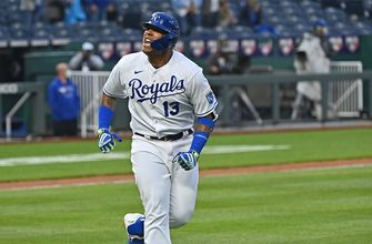 Salvador Perez cranks walk-off homer for Royals in 3-2 win over Blue Jays