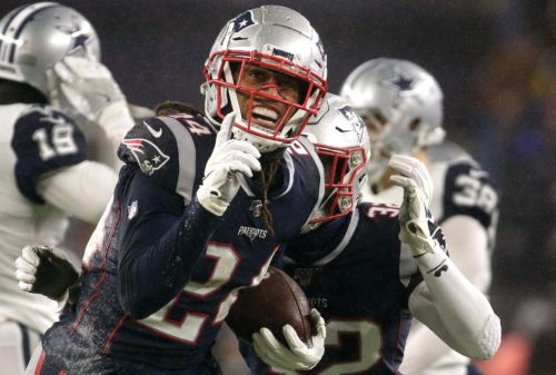 Stephon Gilmore reportedly present at Patriots camp, will begin practice on PUP list