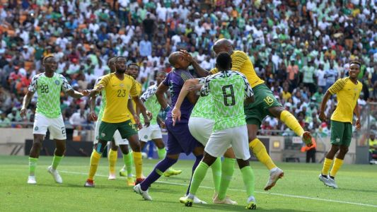 Rohr won't dwell on offside goals after qualification