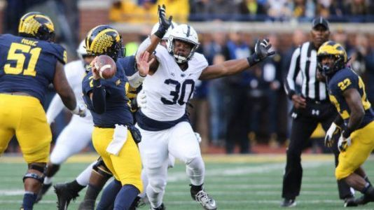 DT Kevin Givens is fourth Penn State player to declare early for 2019 draft