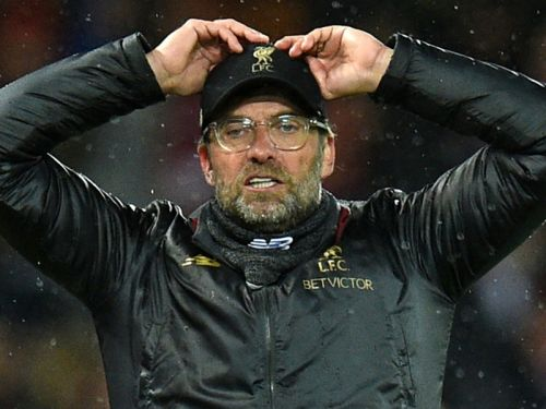 'Final pass let us down' - Klopp rues Liverpool's missed opportunities