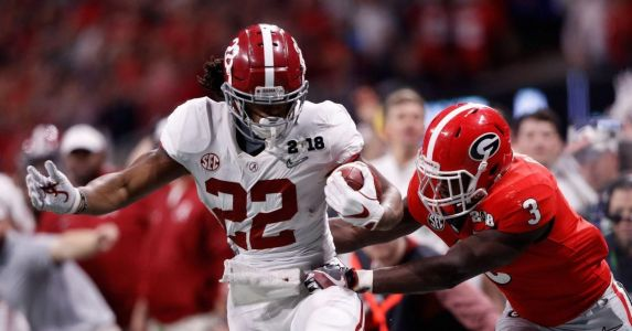 Jumbo Package: Tide gets Jacobs back, but two other running backs are now nicked up