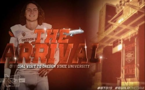Recruiting: Oregon State Beavers may soon have answer at quarterback position
