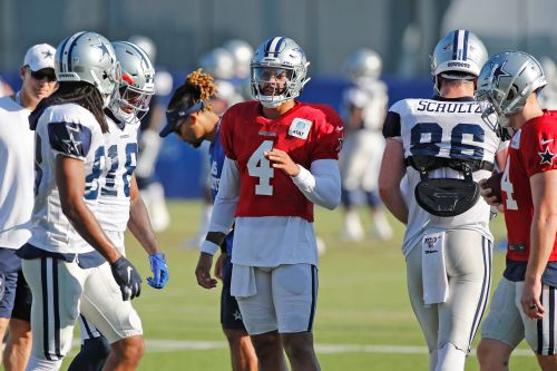 Dallas Cowboys to be featured on HBO's 'Hard Knocks' for 2021 training camp