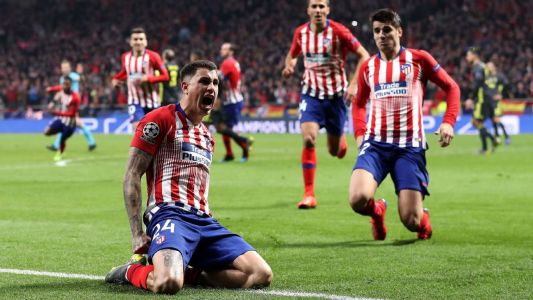 Atletico Madrid take commanding lead over Juventus amid more VAR controversy in Champions League