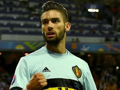 Carrasco offered to give team-mate €10k after reportedly breaking his nose in training-ground clash