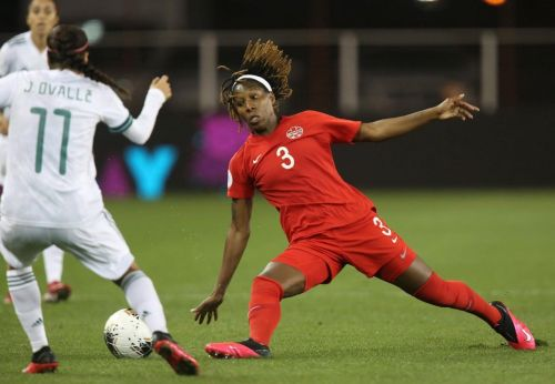 Lyon defender Kadeisha Buchanan named Canadian Women's Player of the Year