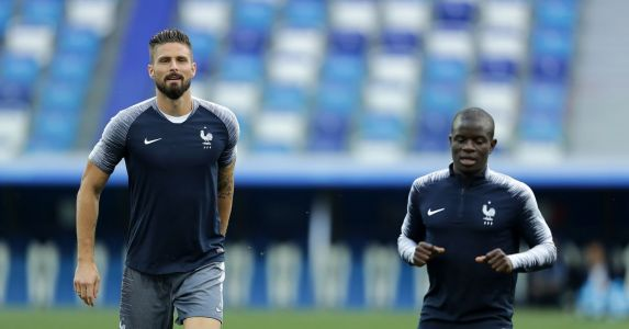 Chelsea trio get France national team call for Euro 2020 qualifiers