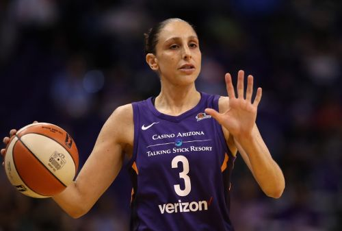 Diana Taurasi: WNBA Players Need To Be Willing To Strike for Higher Pay