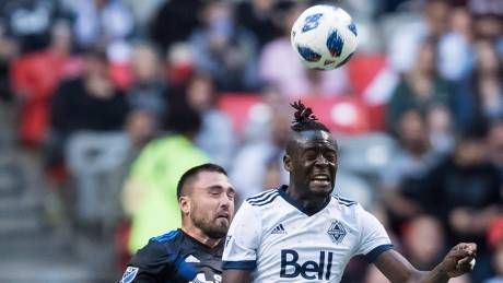 Whitecaps battle back to draw with Earthquakes