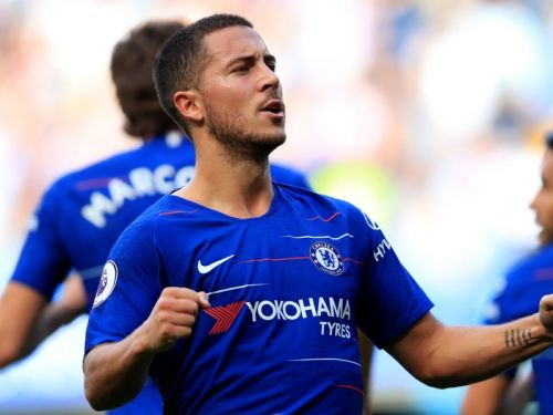 'Hazard still not at his best' - Zola expecting even more from Chelsea talisman