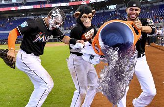 No rollover: Marlins showing spark, knack for comebacks as season goes on