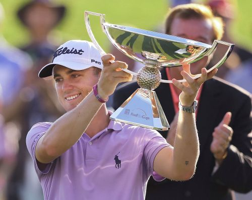 Column: Biggest award at Tour Championship is being there