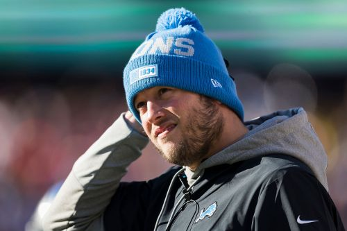 NFL changes coronavirus testing protocols after Matthew Stafford false positive