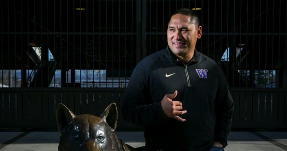 How Ikaika Malloe and the Huskies made UW the go-to destination for top recruits from Hawaii