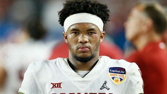 Kyler Murray confirms at his pro day that he's all in on football