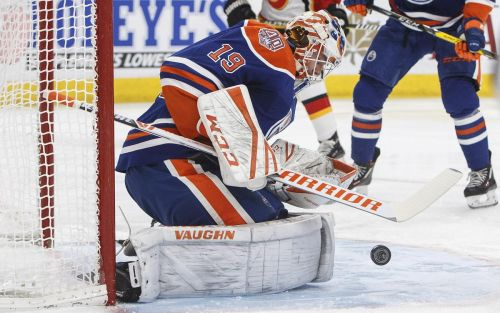 Edmonton Oilers goalie Mikko Koskinen excels in return to NHL