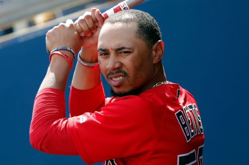 Mookie Betts rejecting Red Sox looks more lucrative by the second