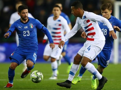 USMNT bids farewell to a forgettable 2018 with another wasted opportunity
