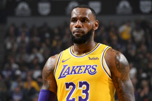 The Lakers nearly 'cracked' LeBron James