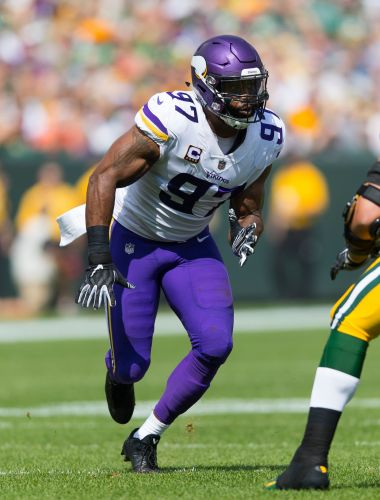 Vikings want Pro Bowler Everson Griffen mentally evaluated in wake of erratic behavior