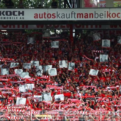 """Union Berlin """"finally there"""" in the Bundesliga"""