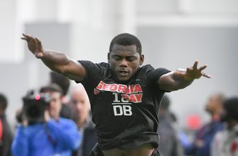 Georgia's Deandre Baker says he's the top CB in NFL draft