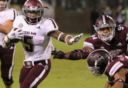 Tagovailoa, No. 1 Alabama hosts No. 18 Mississippi State