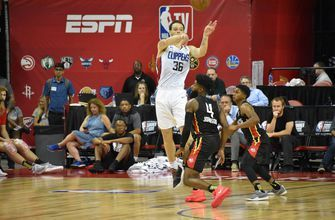 Jaw dropping dunks wrap up Clippers Summer League action in Vegas