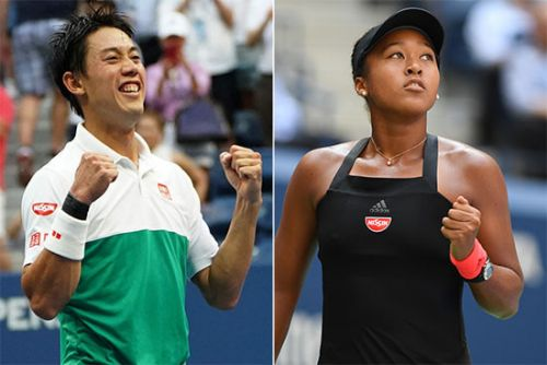The semifinal-bound duo giving the US Open a Japanese flavor