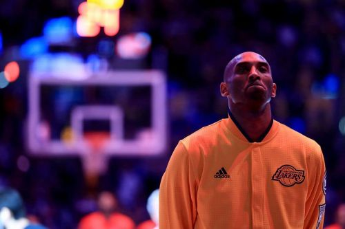 'I Really Don't Care': Kobe Bryant Dismisses G.O.A.T. Debate