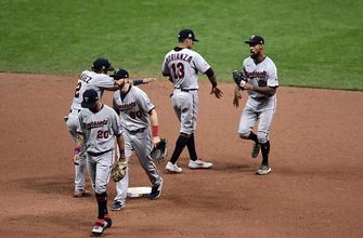 Byron Buxton dominates in blowout, Twins defeat Brewers, 12-2